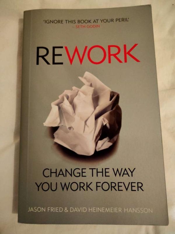rework livro