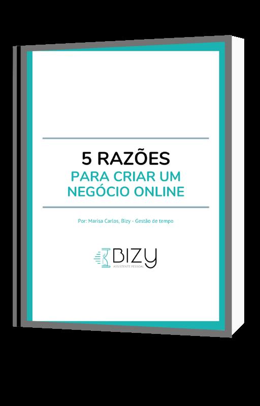 5 razões para ter um negócio online