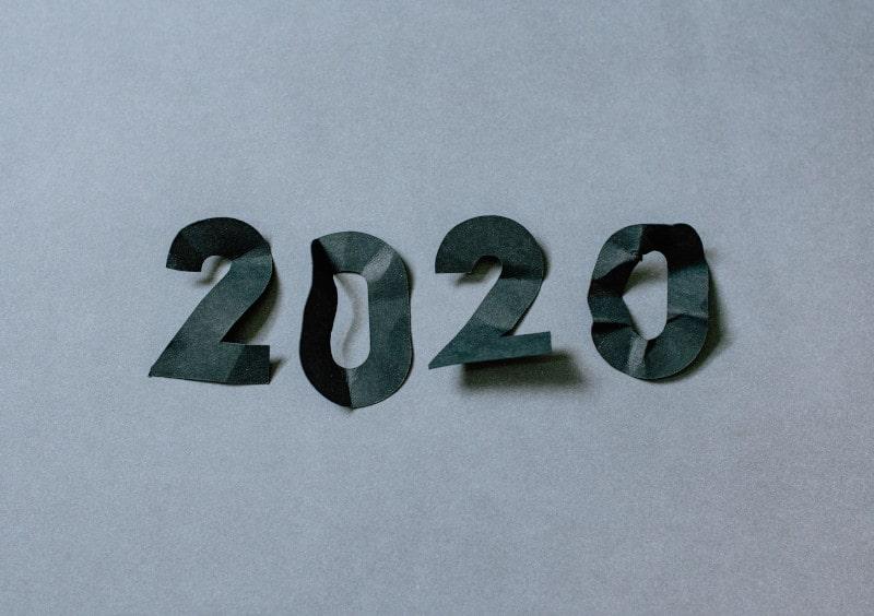 refletir sobre 2020