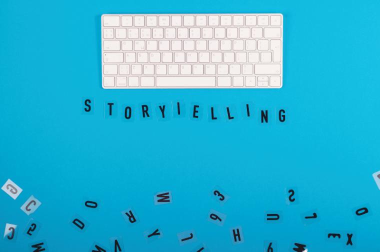 o que é storytelling