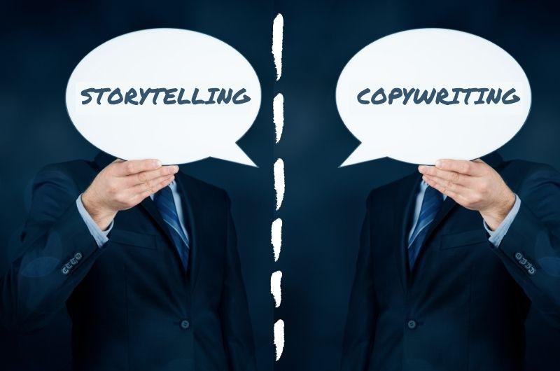 aplicar storytelling ao copywriting