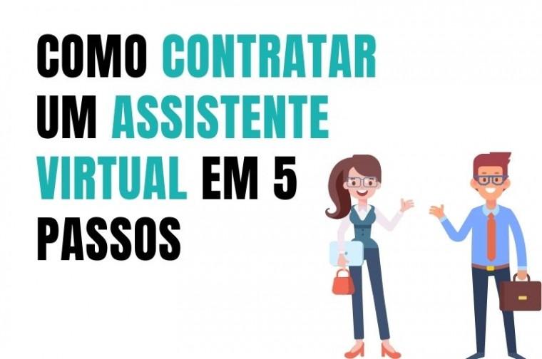 como contratar um assistente virtual