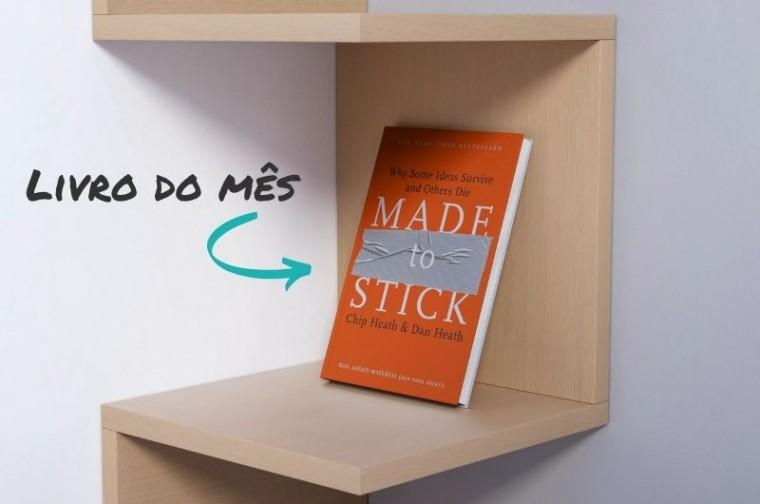 livro do mes made to stick