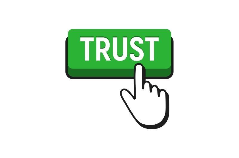 copywriting de confiança
