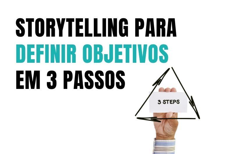 storytelling para definir objetivos