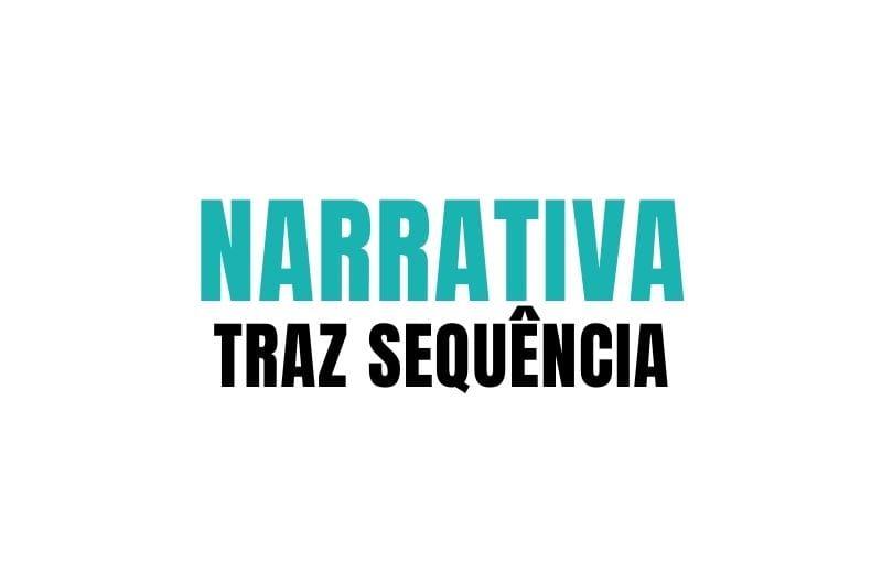 narrativa nos lançamentos