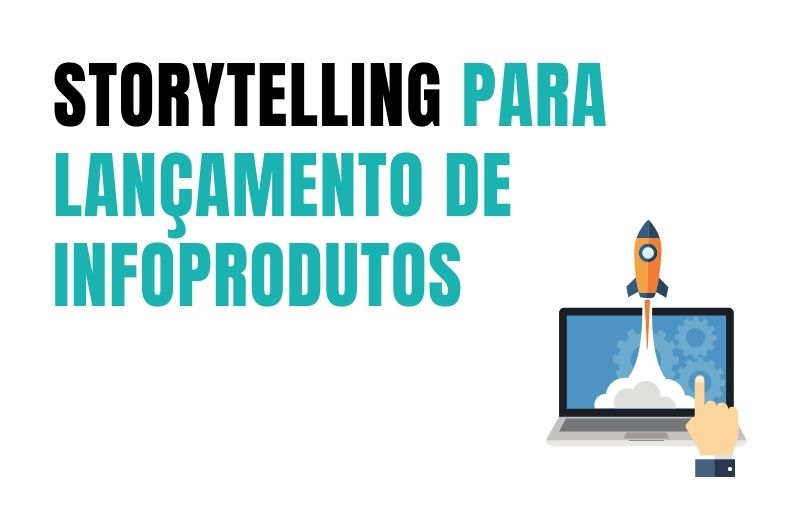 storytelling para lançamento